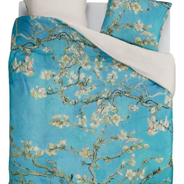 Copripiumino Van Gogh.Almond Blossom Van Gogh Completo Copripiumino Fucs